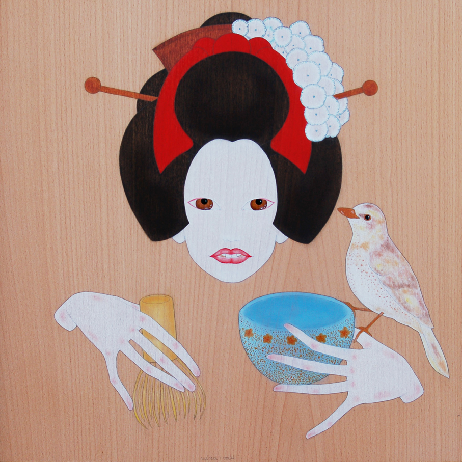 """maiko & the tea ceremony"""